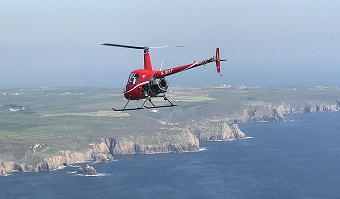 helicopter flight gift vouchers r22