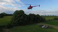 helicopter training flight approaching cotswold ridge by james kenwright staverton gloucestershire